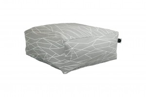 Floor Pillow Steel GEO